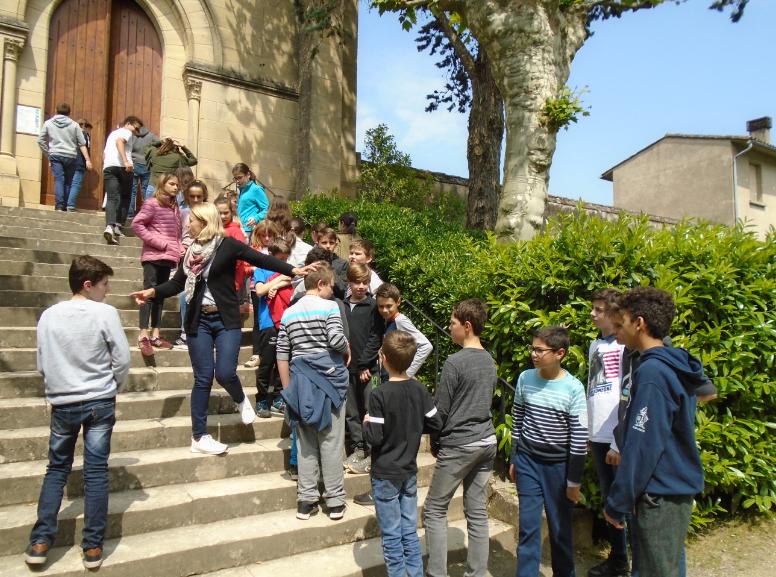 Retraite à Bergerac 5-6 mai 2018