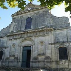 Eglise St Symphorien de Castillon