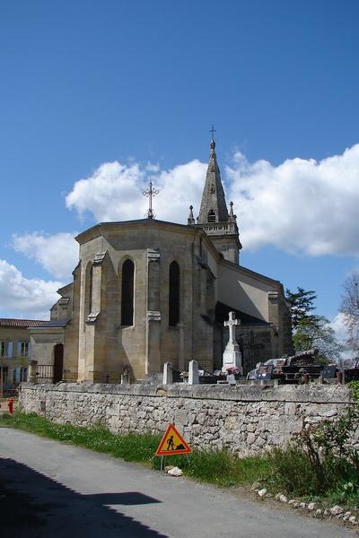 Eglise St Genès de Castillon