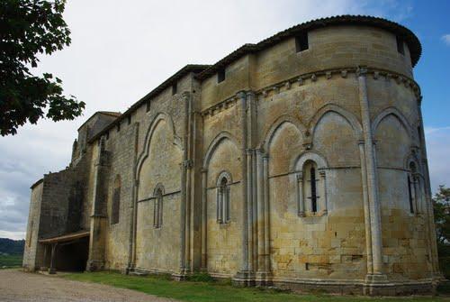 Notre-Dame de Pujols sur Dordogne