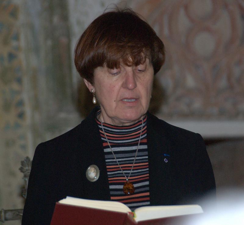Madame SALETTE fait la première lecture