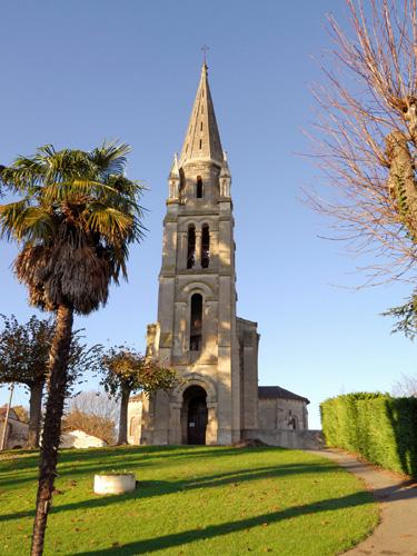 Saint Michel de Civrac sur Dordogne
