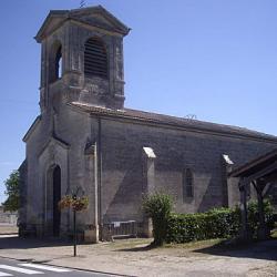 Saint Ferdinand-Saint Martin de Piquessegue à Mouliets