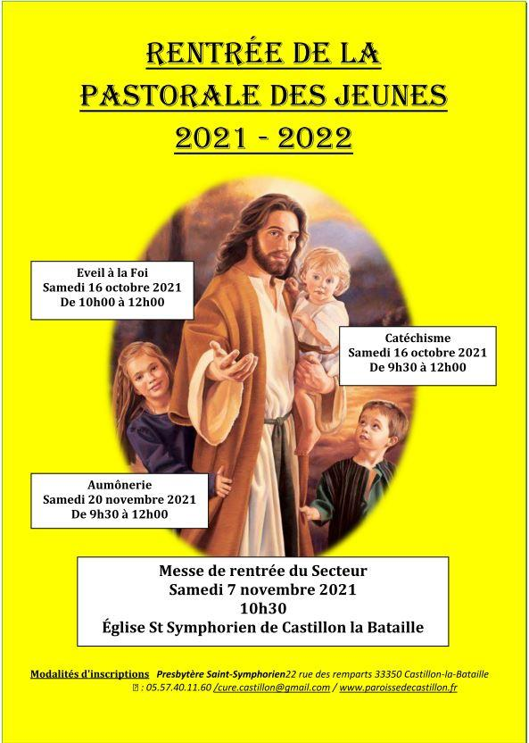Rentree 2021 2022